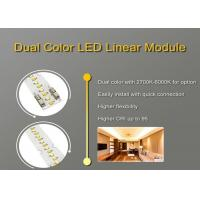 Quality Dual color with 2700k-6000k for option Easily install with quick connection Linear LED Module wholesale