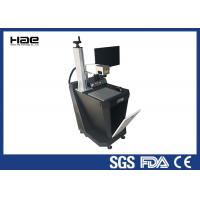 Quality 20W Desktop Fiber Laser Marking Machine Air Cooling For Metal  / Watches wholesale