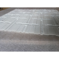 Buy cheap Metal Stamping Aluminum Plate With Hole Perforated Panel from wholesalers