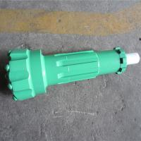 Quality 2 Hole Quarry Benching DTH Rock Drilling Tools 130 - 133mm wholesale