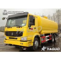 HOWO 6x4 ENGINE POWER 290HP, WATER VOLUME 20-25CBM WATER TANK TRUCK