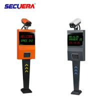 China Automatic Car Parking LPR Camera License Plate Recognition System with Folding Boom Barrier Gate on sale