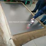 Quality ASTM B265 hot rolled  gr5 ti6al4v titanium sheet metal titanium plate price per kg  for sell wholesale