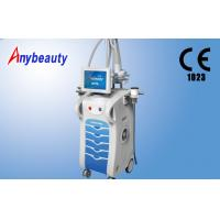 China 6 in 1 RF Slimming Machine / Cavitation Machine for Weight Loss on sale