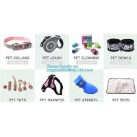 Quality DOG ACCESSORIES, DOG PAW CLEANER, PET PAD, PET LEASH& COLLAR, DOG HARNESS, PET CARRIER BAGS, PET LEASH, PET CLEANING TOY wholesale