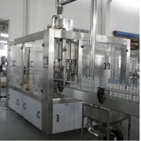 Quality 0.6Mpa Air Pressure Bottle Filling And Sealing Machine 250 - 1500ml Filling Capacity wholesale