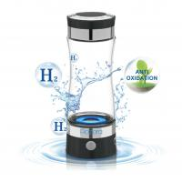 Quality Portable Hydrogen Rich Water Generator SPE Bottle USB Charging 5W For Drinking wholesale