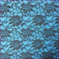 """Quality Lace Fabric, 55 to 57"""" in Width, Made of 95% Nylon and 5% Spandex wholesale"""