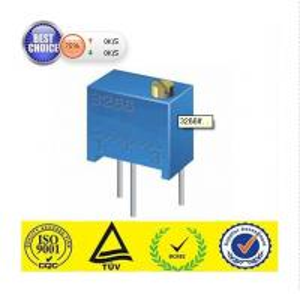 Quality 3266W 10k ohm trimpot trimmer potentiometer wholesale