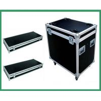China Custom Portable Aluminum Tool Case / Black Handle Equipment Case on sale