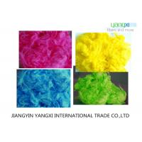 Quality 1.5D Multi Color Viscose Staple Fiber Soft With Good Absorbent Performance wholesale