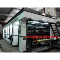 Quality High Speed BOPP / Aluminum Foil Multi Color Printing Machine Rotogravure Printer wholesale