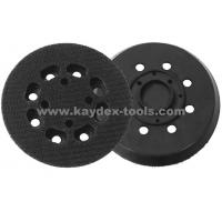"Quality 5""-Plastic backing pad 8 holes with velcro(0582229) wholesale"