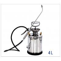 Quality EPDM Seals Portable Stainless Knapsack Sprayer For Chemicals Wear Resistant wholesale