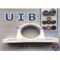 Quality P205 Thermoplastic Plastic Bearing Blocks Housings Corrosion Resistance wholesale