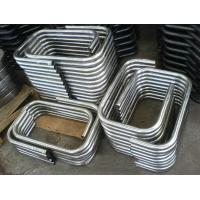 Light Drawn U Bend Copper Tube Condenser And Heat Exchanger Tube CE Certification