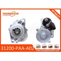 China Car Starter Motor For Honda Accord 31200-PAA-A02 31200PAAA02 31200 PAA A02 on sale