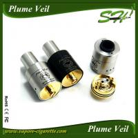Quality Plume Veil RBA Atomizer Tank With Three Separate Sources For Airflow wholesale