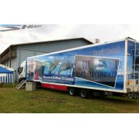 Quality 12 Seats Imax Movie Theaters Truck Mobile 5D Cinema With Projectors Screen wholesale