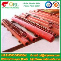 Buy cheap 330 MW Waste Heat Petrochemical Industry Recovery Boiler Water Header TUV from wholesalers