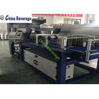 Quality Automatic PE Film Industrial Shrink Wrap Machine , Heat Shrink Wrap Machine With Heating Tunnel wholesale