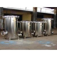 """Quality 30"""" Commercial Clear Water Stainless Steel Filter Housing For Drinking Water wholesale"""
