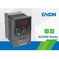 Quality 1.5kW Electric Vector Control Ac Drive Inverter Digital Light Weight AC DC AC Inverter wholesale