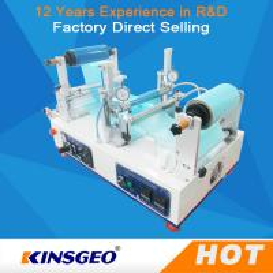 Quality 220v Hot Melt Glue Machine , Hot Melt Roller Coater Program Control wholesale