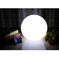 China RF Remote Control LED Night Lamp , 3D Led Light Mood Lamp Outdoor Garden Decorative on sale
