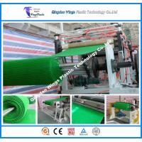 Buy cheap LDPE Grass Mats Production Line ,Plastic Mat Machine 1200mm Width from wholesalers