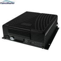 China H.264 4 Channel 1080P Mobile DVR 2TB HDD mobile digital video recorder on sale