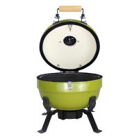 Quality 2-5 People Kamado Style Mini Barbecue Grill Clay Oven With 55X46X40 Cm Package Size wholesale