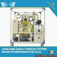 China Factory Flagship Product Transformer Oil Dehydration Plant To Remove Water,Impurities,Acid on sale
