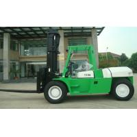Port / Wharf Compact Lift Trucks , Diesel Engine Forklift Truck Customised Color