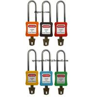 Quality 76mm Non-Conductive Steel Shackle Safety Padlock wholesale