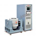 Buy cheap Vibrator Test , Vibration Test System Vibration Testing Standards Electronics product
