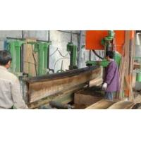 Quality quality Automatic Wood Band Saw Machine Vertical Band sawmill with CNC Log Carriage wholesale