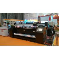 Quality 2.2m Sublimation Epson DX7 Digital Textile Printing Machine / cmyk printing machine wholesale