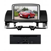 Quality MAZDA 6 In Car GPS Navigation System , GPS Portable Navigator wholesale