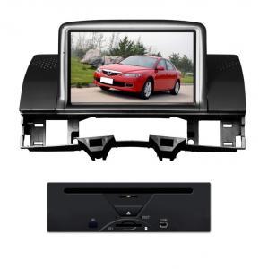 Quality MAZDA 6 In Car GPS Navigation System , GPS Portable Navigator wholesale