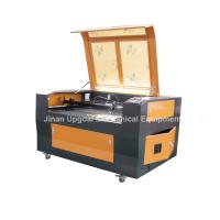 Cheap Batch Precision Fabric Embroidery logo Co2 Laser Cutting Machine with CCD Camera for sale