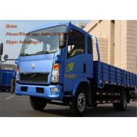 Quality Diesel Engine Howo Light Cargo Truck Zz1127g4715c1 8 Ton Capacity wholesale