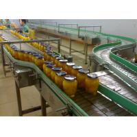 Quality Glass Bottle Canned Food Production Line Fruits Vegetables Processing System wholesale