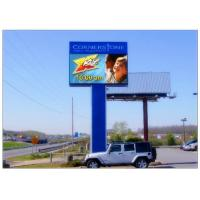 China GIF Animation Picture Display Programmable LED Signs Outdoor RS232 1 / 4 Constant Current on sale