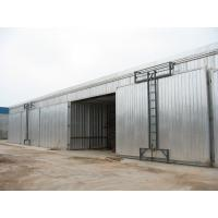 Quality High Efficiency Wood Drying Equipment Electric Board With Suction System wholesale