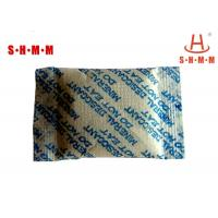 Quality Activated Clay Drierite Desiccant Bag , Moisture Absorbing Desiccant For Transport wholesale