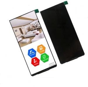 Quality 4.4Inch 550x100 IPS Mono TFT Display For Security Monitoring wholesale