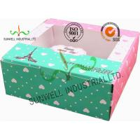 Quality Cardboard Christmas Gift Packaging Boxes , Candy / Chocolate Packaging Boxes wholesale