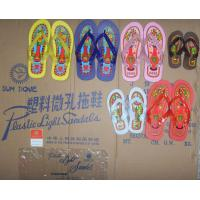 China SUN DOVE BRAND PVC 915A SLIPPERS SANDALS 6 on sale