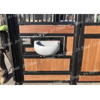 Horse Stall in Galvanized Hot dip galvanized or powder coated horse stall